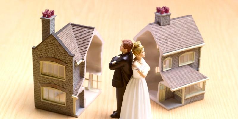 Property settlement during divorce, vekeelno1